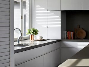 Kitchen: Toorak House by Robson RAK Architects