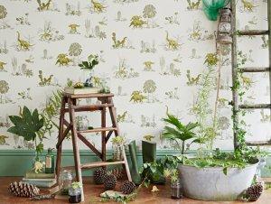 Sian Zeng   Dino Magnetic Wallpaper