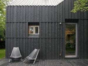 The Black Shack | Architecture of Latvia