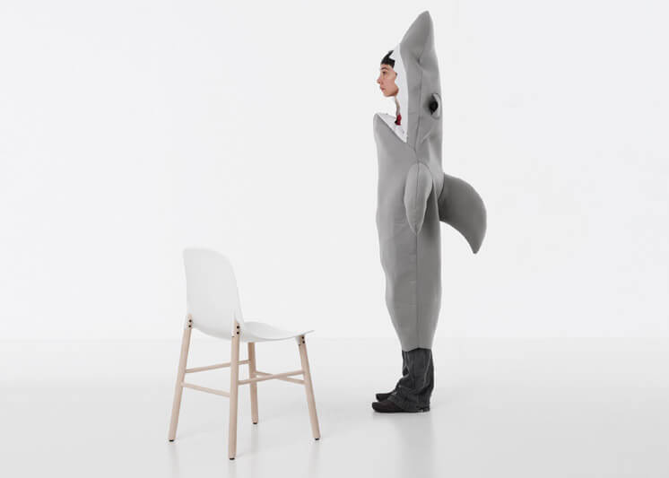 Sharky Chair | Kristalia | Il Salone del Mobile 2014 | Est Magazine