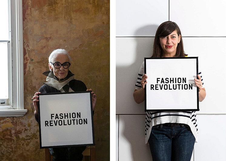 Fashion Revolution Est Magazine