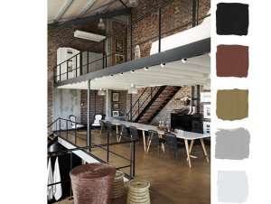 Colour Chronicles | Creative Spaces