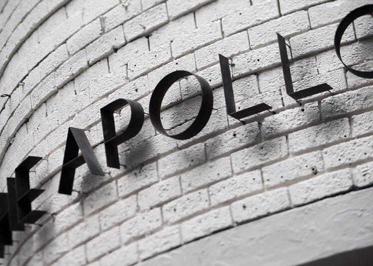 Est Magazine Apollo Restaurant Sydney Exterior
