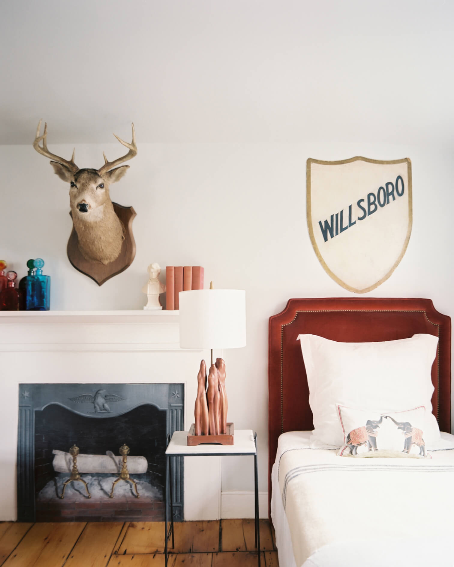 Est Magazine Sag Harbour Cottage Bedroom