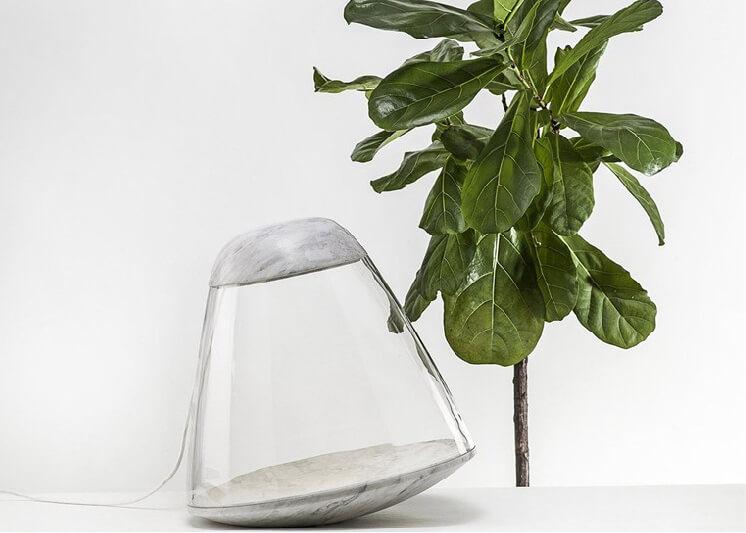 Est Magazine Sophie France Lamps feature