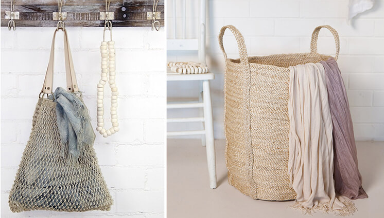 The Dharma Door Jute Bag Laundry Est Magazine Life in style1