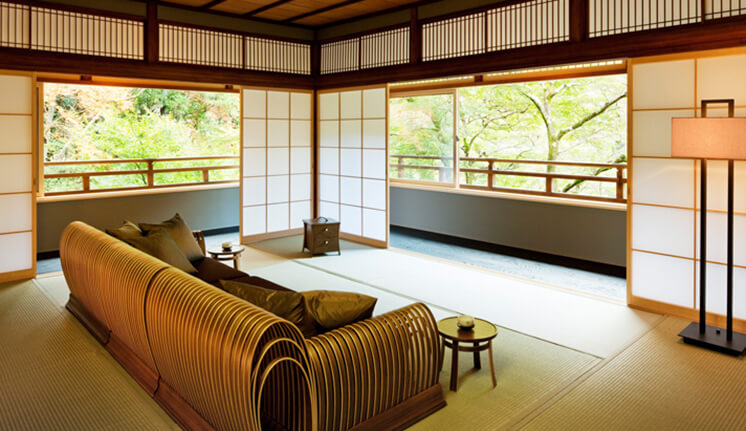 hoshinoya ryokan kyoto room city guide est magazine