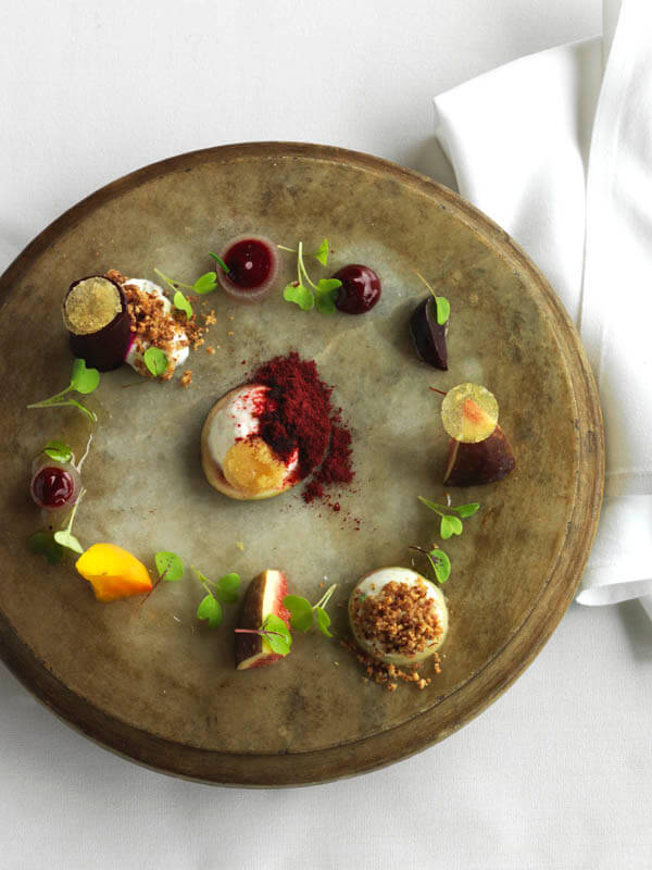 qualia-bWinter-Resort-Getaways-eetroot-and-goats-curd-fig-and-walnut-salad