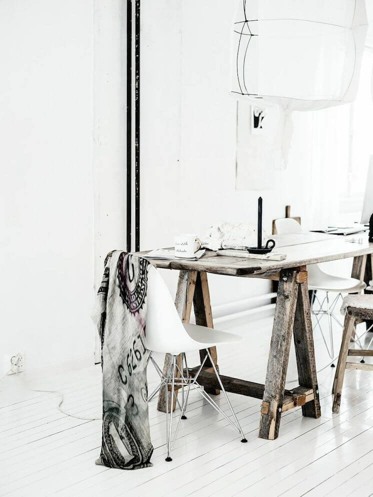 Est Magazine Table Styling Line Kay