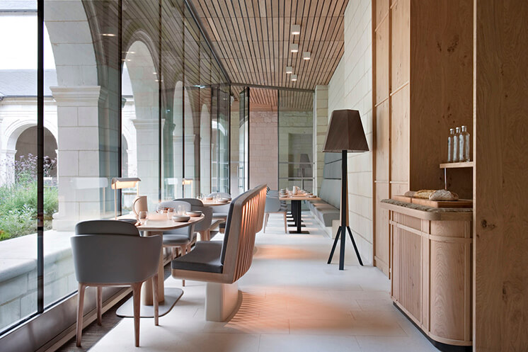Est Magazine Abbaye de Fontevraud dining Nicolas Matheus 11