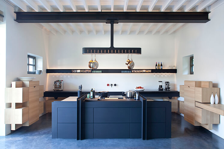 Kitchen: Chateau de la Resle | France