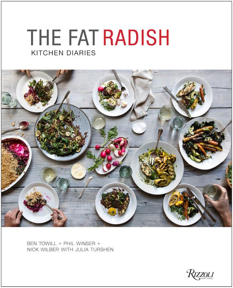 Est Magazine Fat Radish NYC Cookbook Cover Rizzoli Nicole Franzen