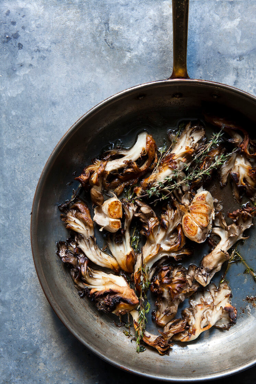 Est Magazine Fat Radish nyc Cookbook mushrooms Nicole Franzen