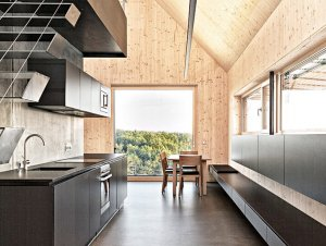 Kitchen | Summer House by Judith Benzer