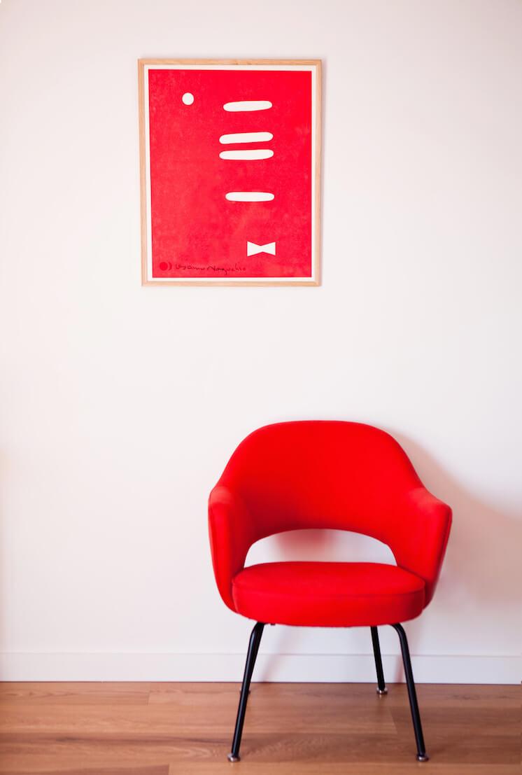 Est Magazine Vesper Hotel Holland chair