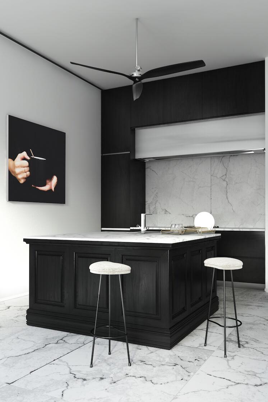 Est Magazine Katty Shiebeck Barcelona kitchen 03