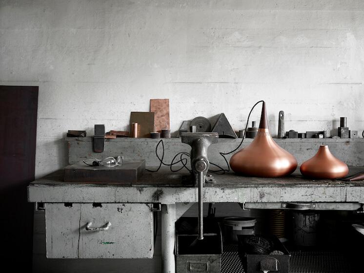 Est Magazine Lightyears Dk Orient Pendents Aarhus Showroom
