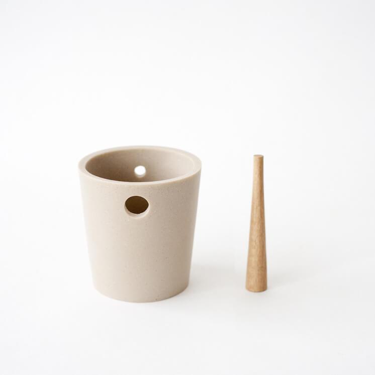 Est Magazine product love sand vessel