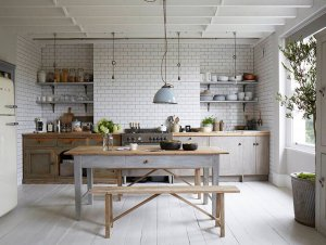 Kitchen: Paul Massey Primrose Hill House