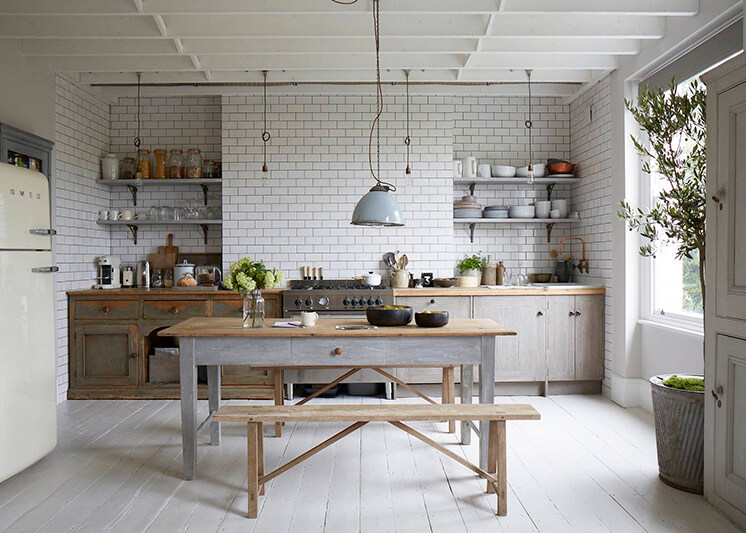 Kitchen | Paul Massey Primrose Hill House