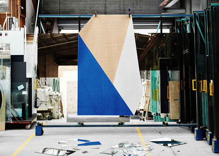 Fiona Lynch | Shard Rug Collection