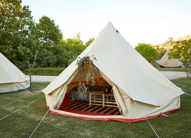Est Magazine Home Camp Exterior