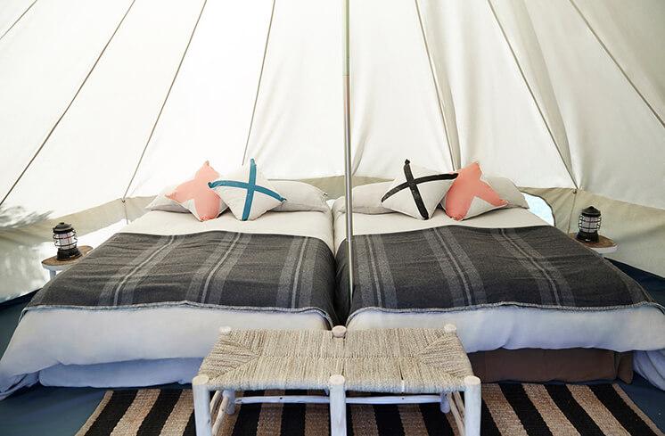 Est magazine Homecamp Bed