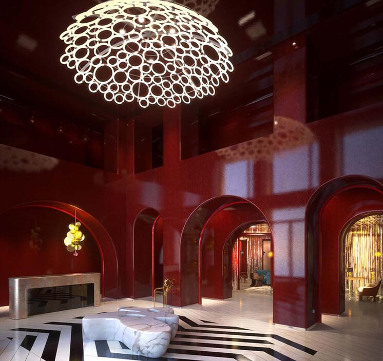 Est Magazine Tristan Auer Hotel du Louvre