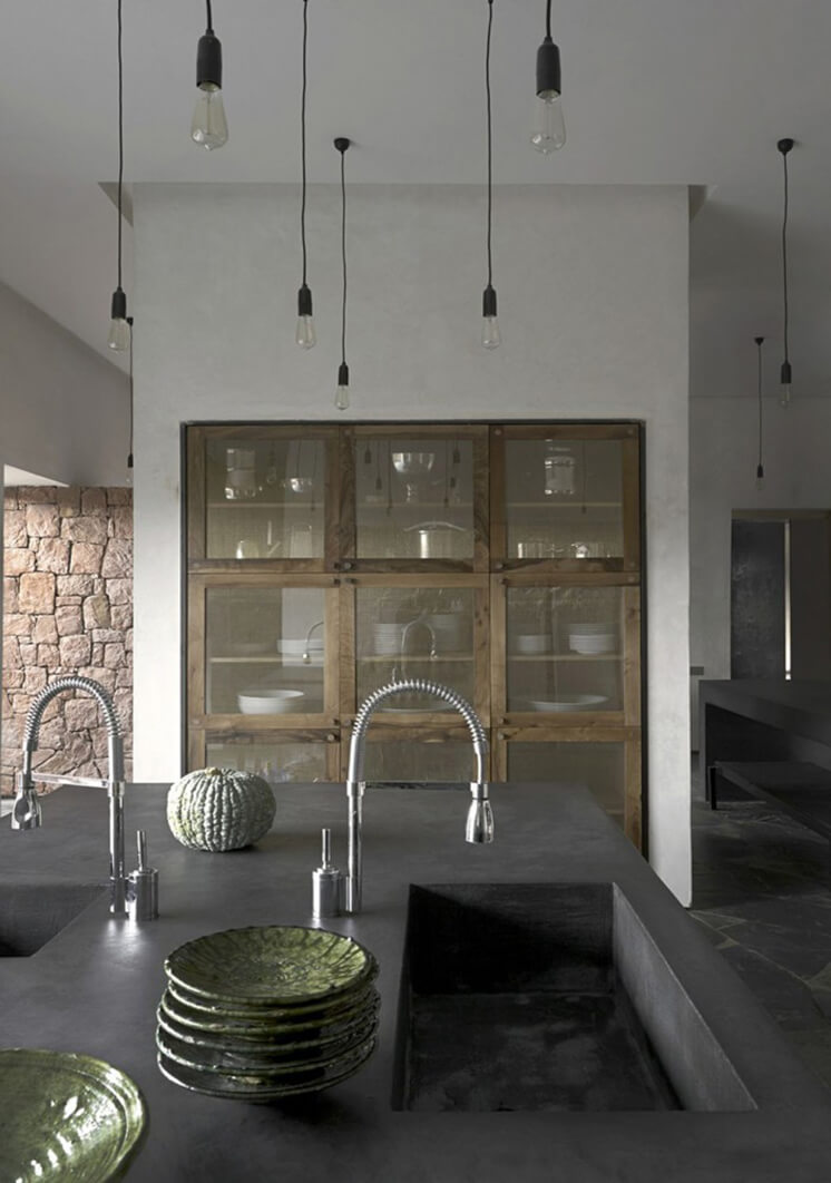 Est Magazine Villa E Morocco by Studio KO Kitchen