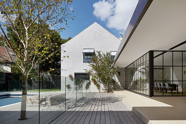 Est Magazine BE Architecture Hoptoun Road8