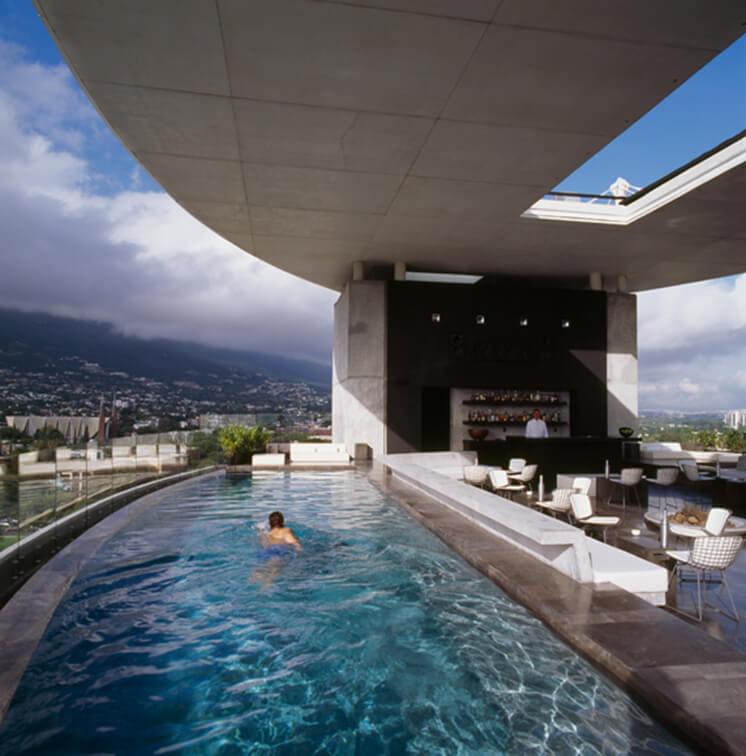 Est Magazine Hotel Habita poolbar