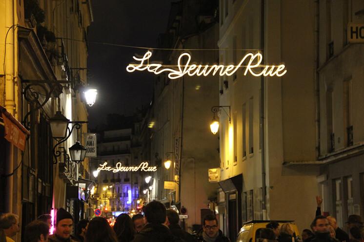 Est Magazine La Juene Rue