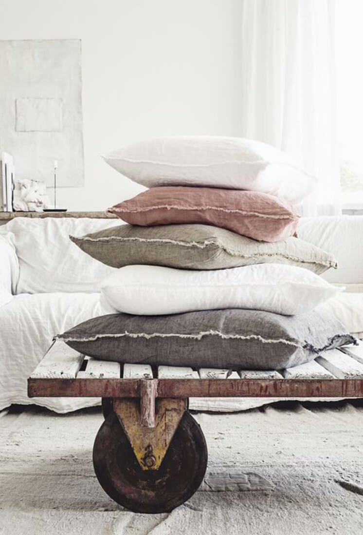 Est Magazine Mercantile Cushions