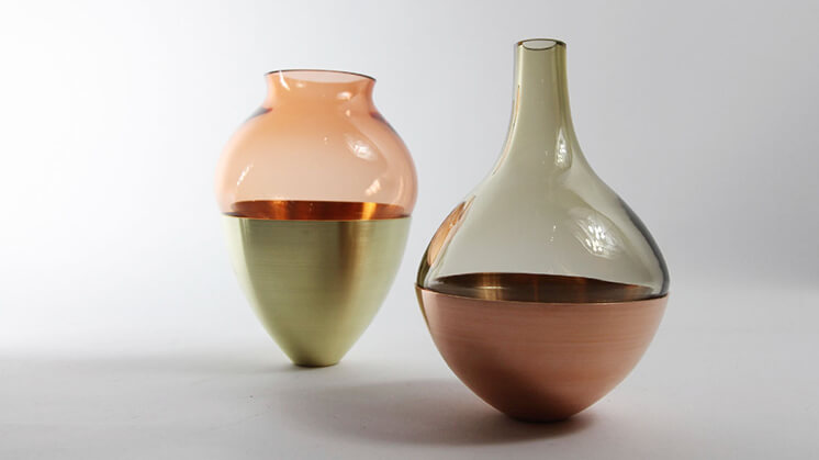 Est Magazine Utopia Utility Stacking Vessels Copper Brass