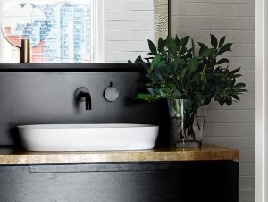 Bathroom Covet | The Raw Materials Issue