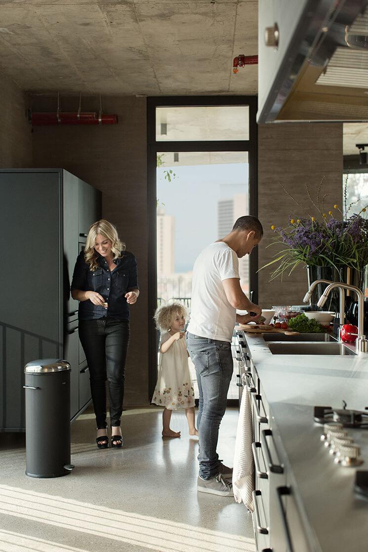 Est Magazine Tel Aviv Kitchen
