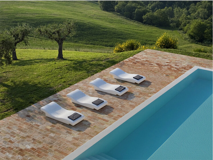 Est Living Villa Olivi Italy Pool