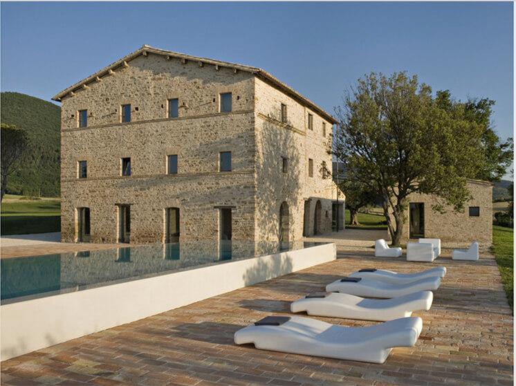 Est Living Villa Olivi Italy Pool2