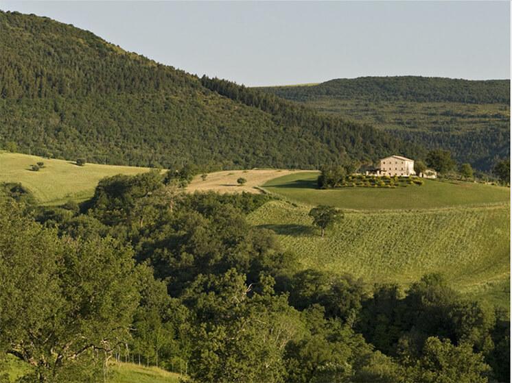 Est Living Villa Olivi Italy View