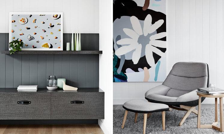 Mum Design lounge rooms