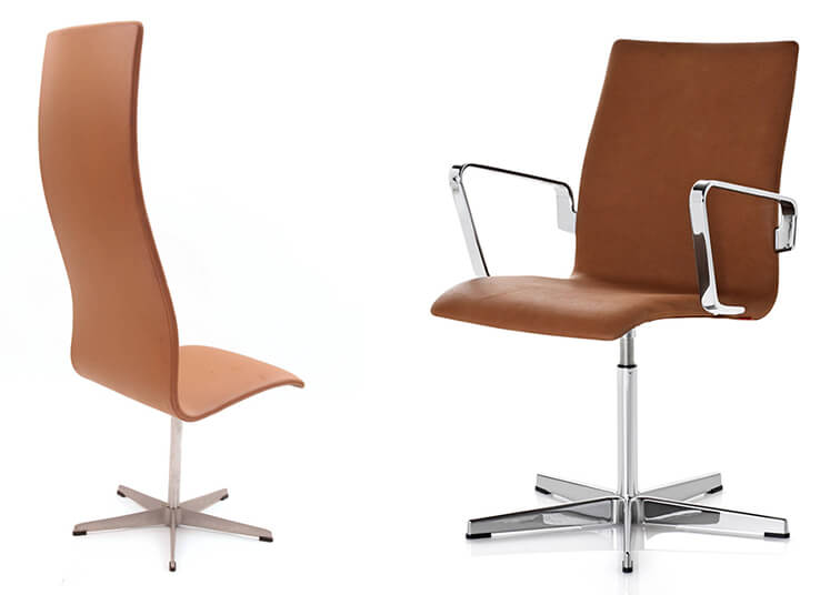 arne jacobsen oxford chair est living