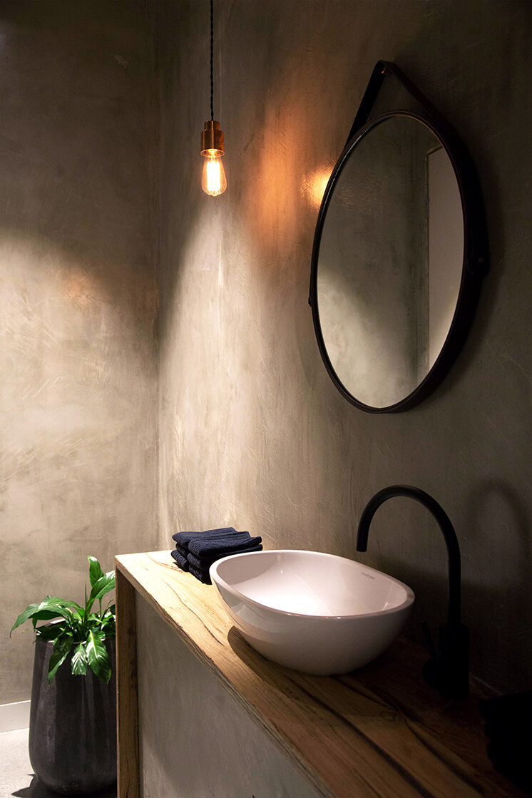 Amaru Melbourne MEME Design Est Living Bathroom