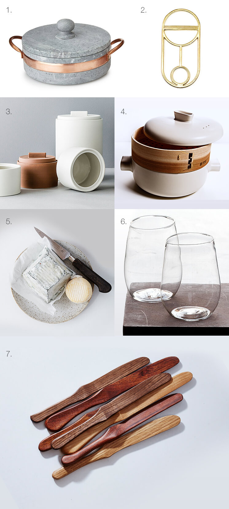 gourmets gift guide est living