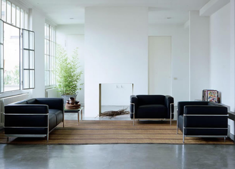 Est-Living-Cassina-LC3-Armchair-Sofa
