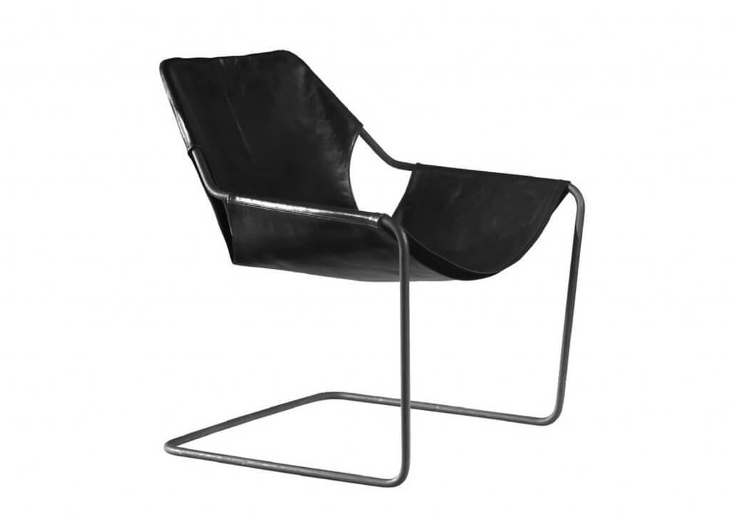 Est-Living-Paulistano-Armchair-Black