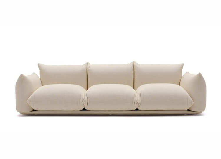 Marenco Sofa by Arflex at Poliform