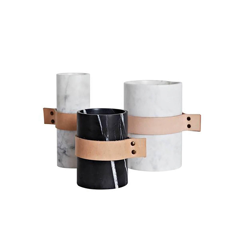 Est-Living-Strapped-Design-Covet-Scanda-Marble-Vases