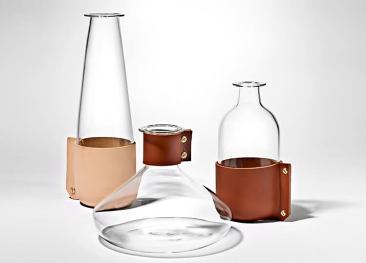 Est-Living-Strapped-Design-Covet-Simon-Hasan-Wrap-Glassware
