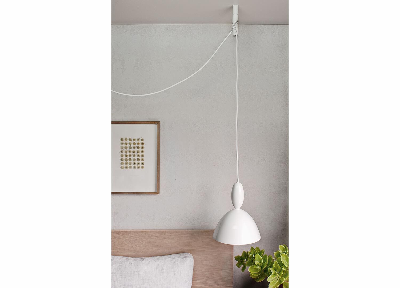 Pendant light hook est living products est living little bishop pendant light hook bed mozeypictures Images