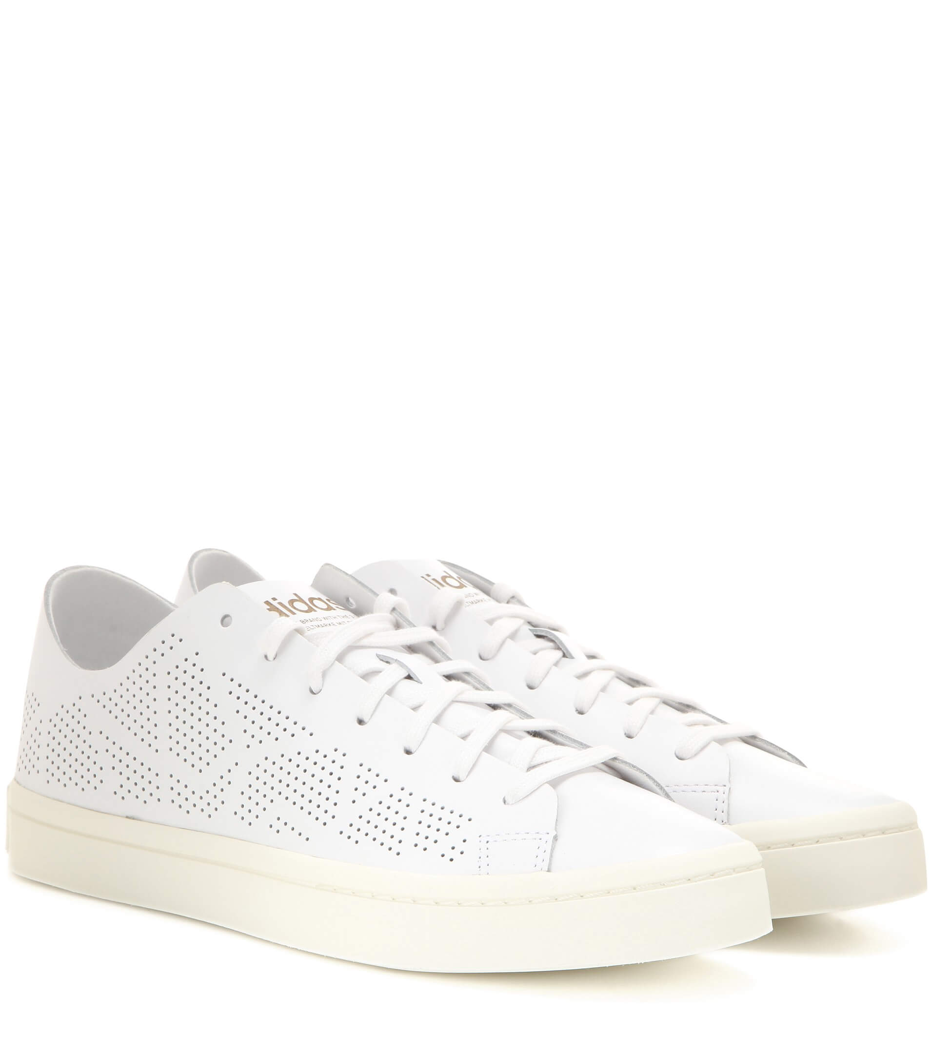 Court Vantage TF Perforated Leather | Adidas